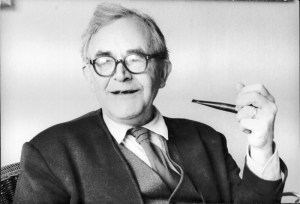 Karl Barth, prominent twentieth-century critic of biblical inerrancy.